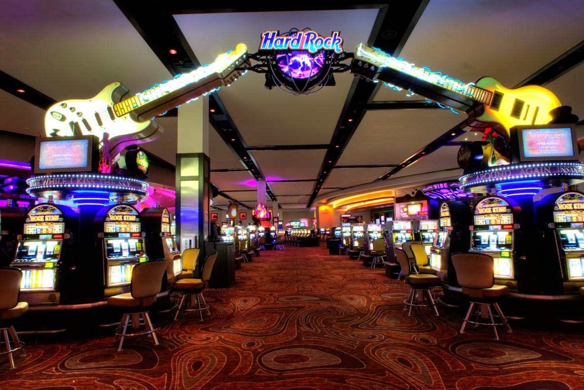 Hard Rock Hotel & Casino Biloxi Ms