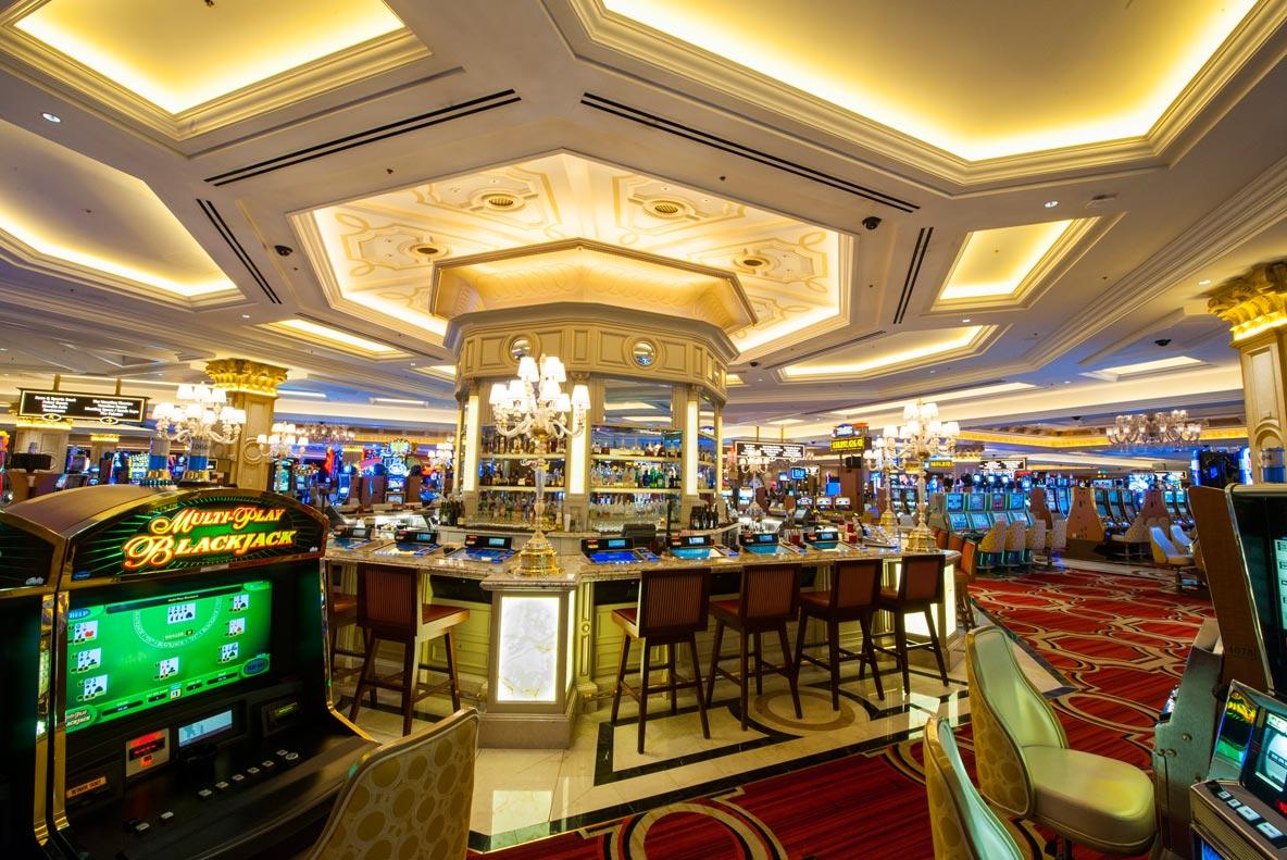 porvariranta bar casino