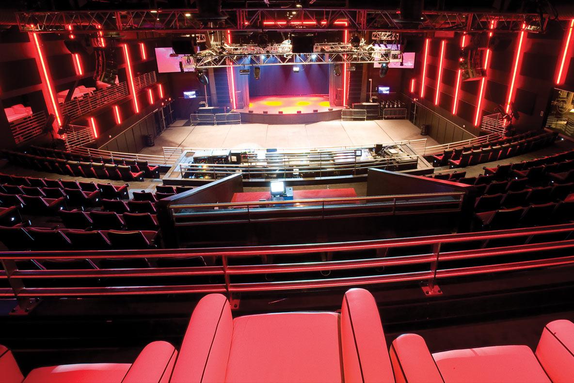 shop12 design | Portfolio - Hard Rock Live / Biloxi Casino ...
