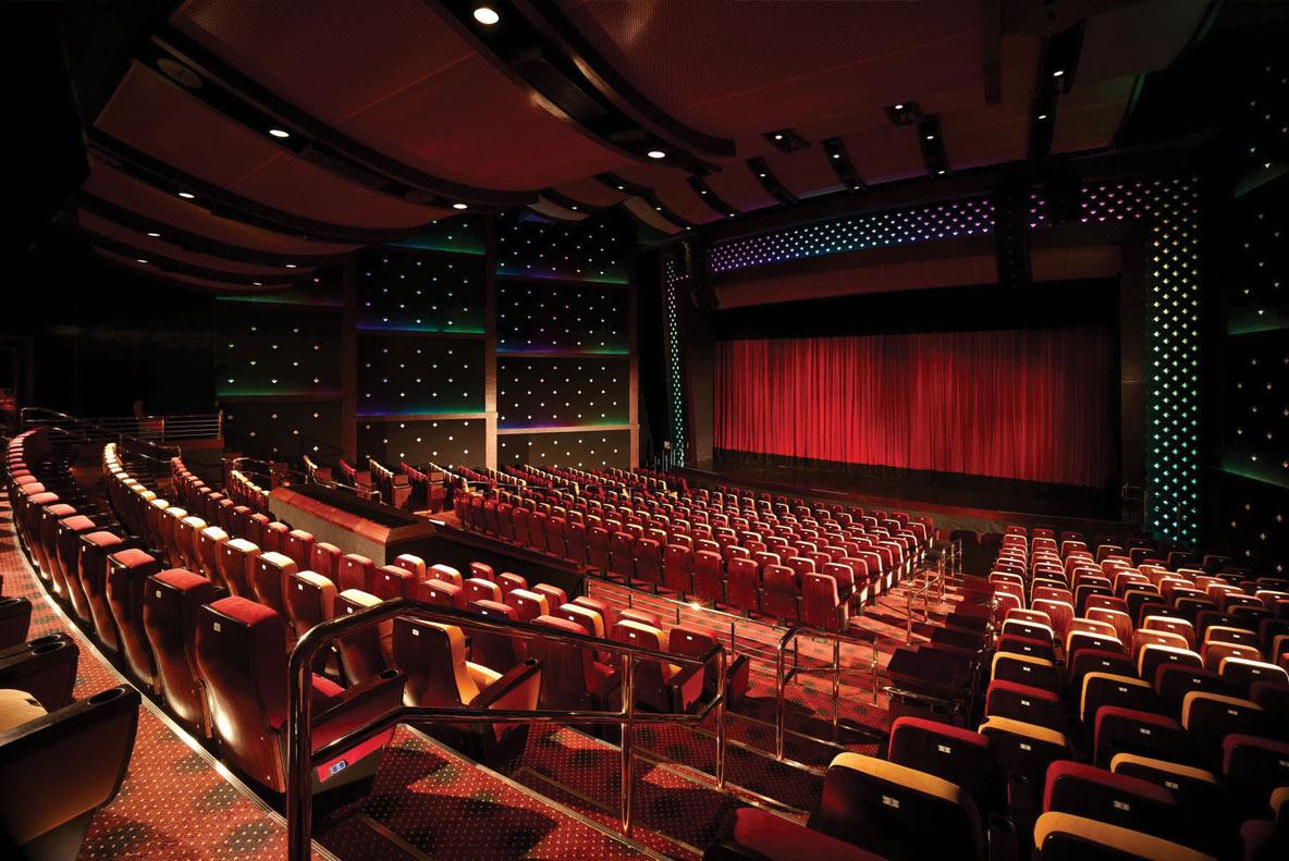 Venetian Sands Theatre Las Vegas
